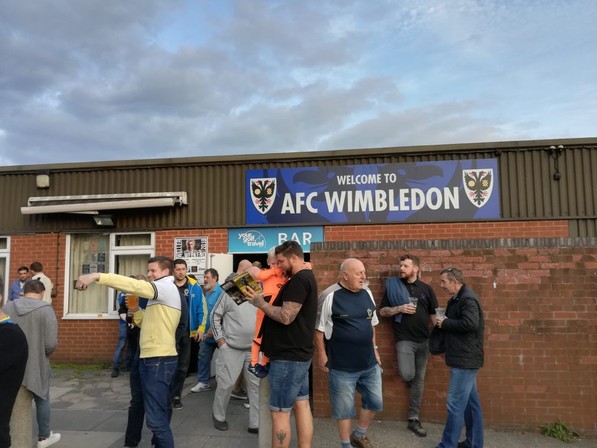 League Cup: AFC Wimbledon – West Ham United